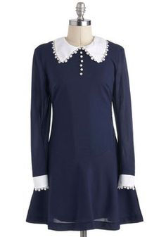 Dainty Day Dress, #ModCloth    They never have anything like this in my size...