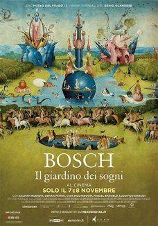 """Platea Medievale: """"Bosch. Il giardino dei sogni"""" in sala a Cagliari"""