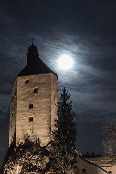 dark monastery by Marko Widauer / 500px