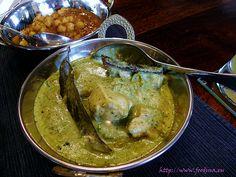 Chicken Rizzala – grünes Curry mit Huhn | Foodina