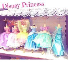 ディズニーストアで買える♡プリンセスのアクセサリースタンドが可愛すぎる!!にて紹介している画像