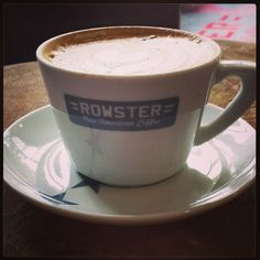 Nothing in Israel could compare to Rowster Coffee