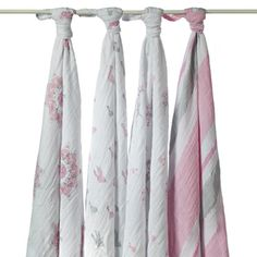 for the birds classic swaddles | aden + anais | $49.95