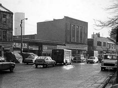 Springburn Road at Balgrayhill Road and Torrance Street -