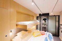 4 Star Hotels, Deli, Stockholm, Bunk Beds, Flat Screen, Sofa, Urban, Inspiration, Furniture