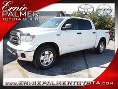 2012 Toyota Tundra 2WD Truck Grade $30,988 Visit http://www.erniepalmertoyota.com
