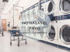 Descubre que es un perfil de competidores y como te puede ayudar a mejorar la gestión y funcionamiento en el dia a dia de tu empresa Laundromat Business, Neon Signs, Profile, Management
