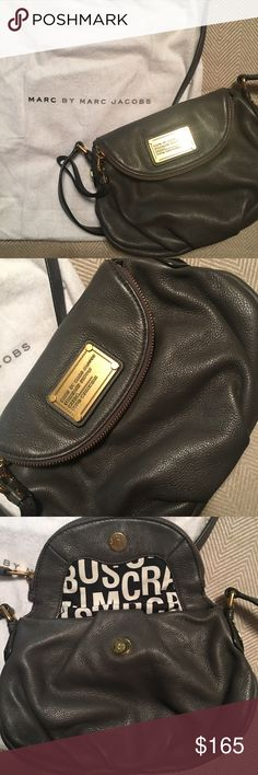 Marc by Marc Jacobs mini Q Natasha bag Bag is in perfect condition. I got it on here and it is smaller than I wanted. Asking what I bought it for. Comes with dustbag as shown in pictures. Marc By Marc Jacobs Bags Crossbody Bags