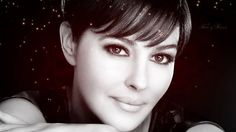 """Monica Bellucci, Eros Ramazzotti, Chris Isaak  ''Cose Della Vita''/""""Cant..."""