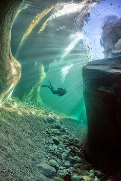 Swiss Crystal River