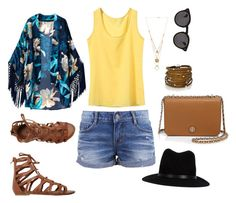 """Summer"" by lizz-med ❤ liked on Polyvore"