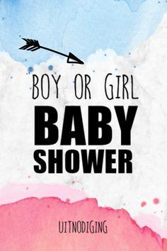 lovz.nl   babyshower uitnodigingskaart   marmer en watercolor   zelf maken
