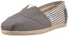 Toms Womens Classic (6.5 Womens, University Ash)