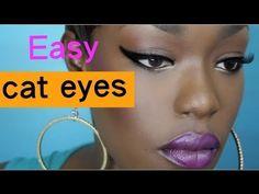 EASY Beginners Winged LINER || MUST WATCH!!