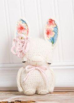 Кролики крючком, или очередное знакомство с творчеством зарубежных мастеров - Ярмарка Мастеров - ручная работа, handmade