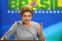 """RS Notícias: Dilma diz que opositores usam """"métodos fascistas"""""""