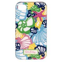 Amazon.com: Lilly Pulitzer iPhone 4 / 4S case- Chiquita Bonita: Cell Phones & Accessories