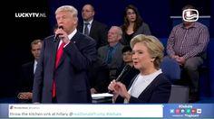 "LuckyTV: Donald Trump vs Hillary Clinton ""Time of my Life"" (Official)"