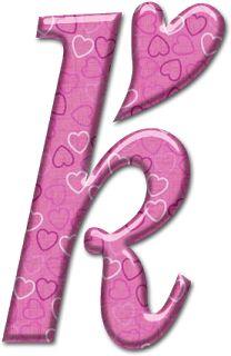 Alfabeto con osito de trapo con corazón. | Oh my Alfabetos! Polka Dot Letters, Cute Letters, Picture Letters, Letter K Design, Alphabet Design, Alphabet Wallpaper, Heart Wallpaper, Photo Frame Crafts, Minnie Png
