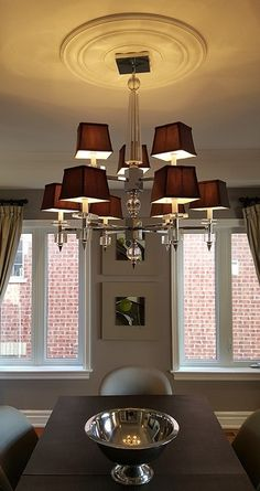 At Power Electrical, we can install fixtures that you have found and purchased on your own, or we can suggest some options and you can purchase the fixture and installation through us. Chandeliers and other light fixtures are not difficult to replace or wire, but depending on the weight, some of them will require more than just the support of a general electrical box and also an extra set of hands in the hanging process.