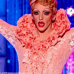 Laganga Estranja RuPaul's Drag Race Season Six Episode 3 Runway look