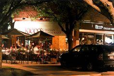 Ricco's Italian Bistro, Overland Park, Kansas City.