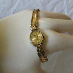 Your place to buy and sell all things handmade Elgin Watch, Bracelet Watch, Buy And Sell, Jewels, Band, Watches, Stuff To Buy, Vintage, Accessories