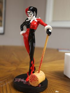 Harley Quinn Action Figure from DC Direct