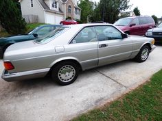 1990 Mercedes-Benz 560-Class - Exterior Pictures - CarGurus
