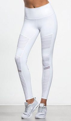 Moto Yoga Leggings