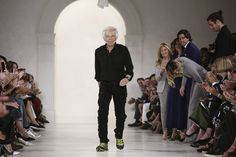 Ralph Lauren Ready To Wear Spring Summer 2015 New York