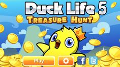 Play Duck Life 5