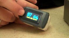 SM-165 Finger Pulse Oximeter Review #SM165FingerPulseOximeter 0 01 12-21