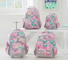 Pottery Barn Backpacks Might Be Our Choice For 1st Grade Bags