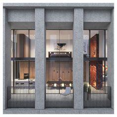 styletaboo: David Chipperfield - The Bryant Condominium Tower [New York]