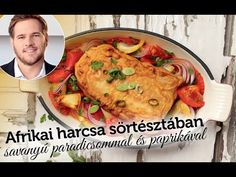 Fish, Chicken, Meat, Recipes, Youtube, Foods, Red Peppers, Food Food, Food Items