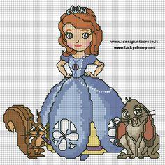 51 Ideas De Princesas Punto De Cruz Punto De Cruz Patrones Punto De Cruz Disney