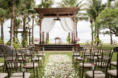 CONGRATULATIONS you've discovered the best Bali beach wedding venue. Swaying palms, the warm tropical sea breeze, your very own stretch of white sandy beach, twinkling fairy lights in century old frangipanis, sweeping lawns and gardens with all your family and…