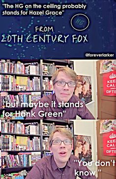 Why we love Hank Green.