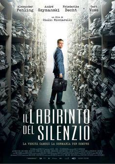 Il labirinto del silenzio, il film di Giulio Ricciarelli, dal 14 gennaio al cinema.
