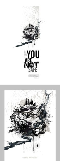 NotSafe on Behance