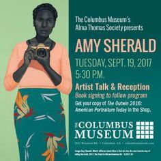 The Columbus Museum's Alma Thomas Society Presents Amy Sherald – BLACK ART IN AMERICA™
