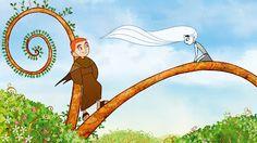 tercera eposha: El secreto de Kells, pelicula de dibujos animados