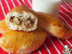 Пирожки с мясом Сахар