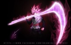 Goku Black - Reaper