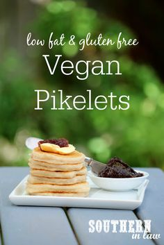 The Best Vegan Pikelets Recipe. Perfect for the lunch box and back to school or a delicious morning tea, breakfast or brunch, these pikelets are gluten free, egg free, nut free, dairy free, sugar free and a clean eating recipe. Made without any butter or oil, this is the perfect healthy Australia Day Recipe.