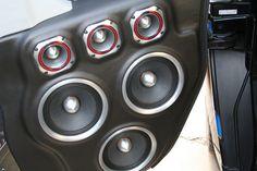 DB Drive Pro Audio Demo Vehicle 2010 Honda Element