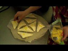 Saladitos de jamón y queso - Recetas fáciles para fiestas - YouTube
