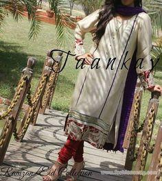 Taankay Eid-Ul-Fitr Dresses 2014 With Price