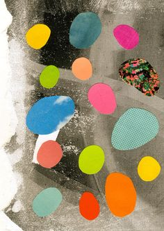 collage by laura red